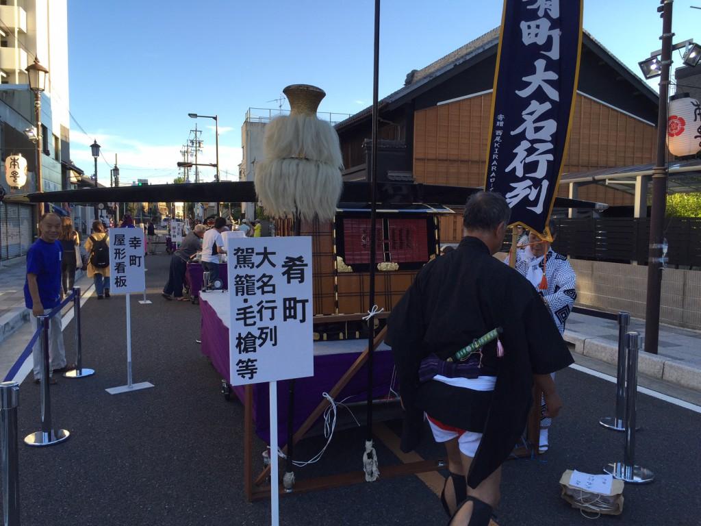 西尾祇園祭り1