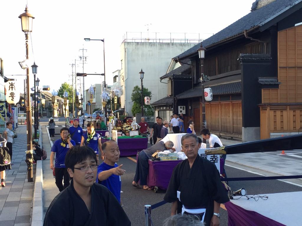 西尾祇園祭り2