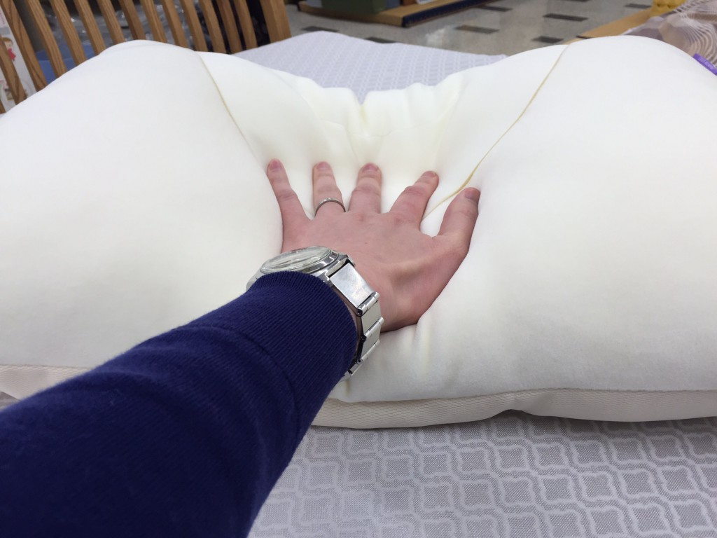 柔らかい枕がお好きな方に