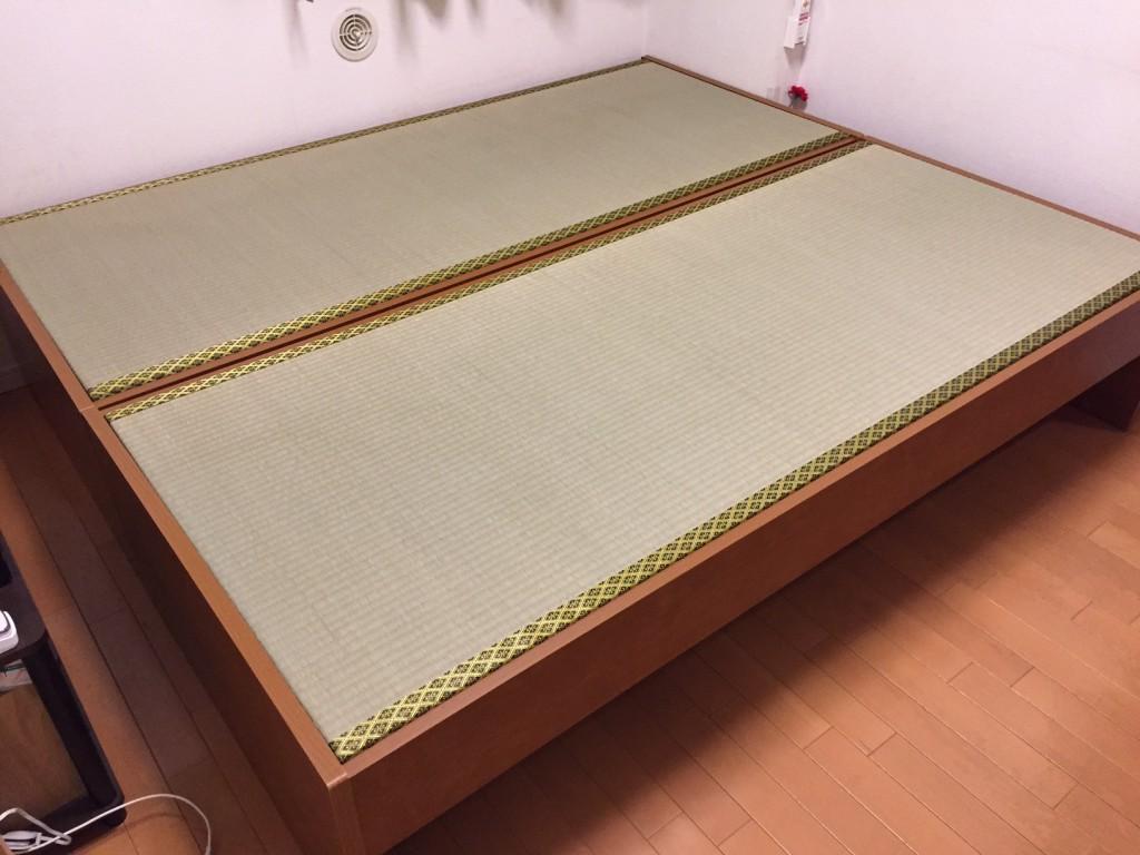 ベッド 畳 岡崎