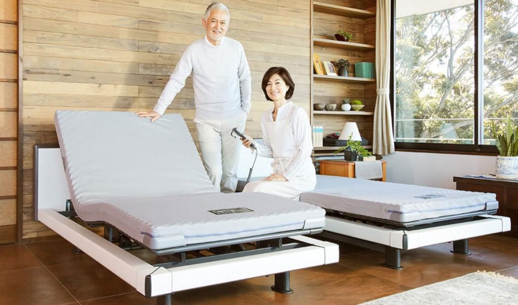 インタイム1000電動ベッド
