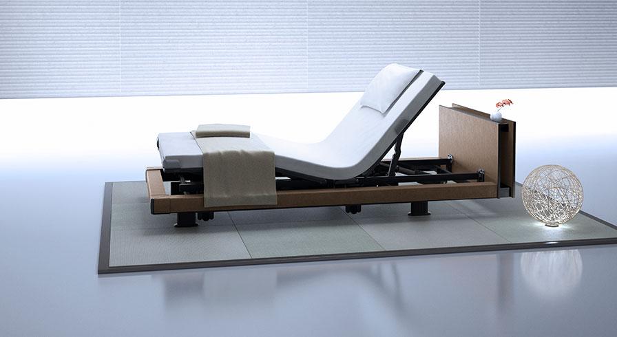 電動ベッド パラマウント スマートスリープ