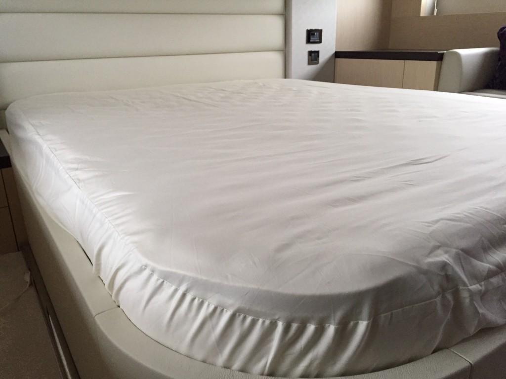 クルーザー ベッド 硬さ