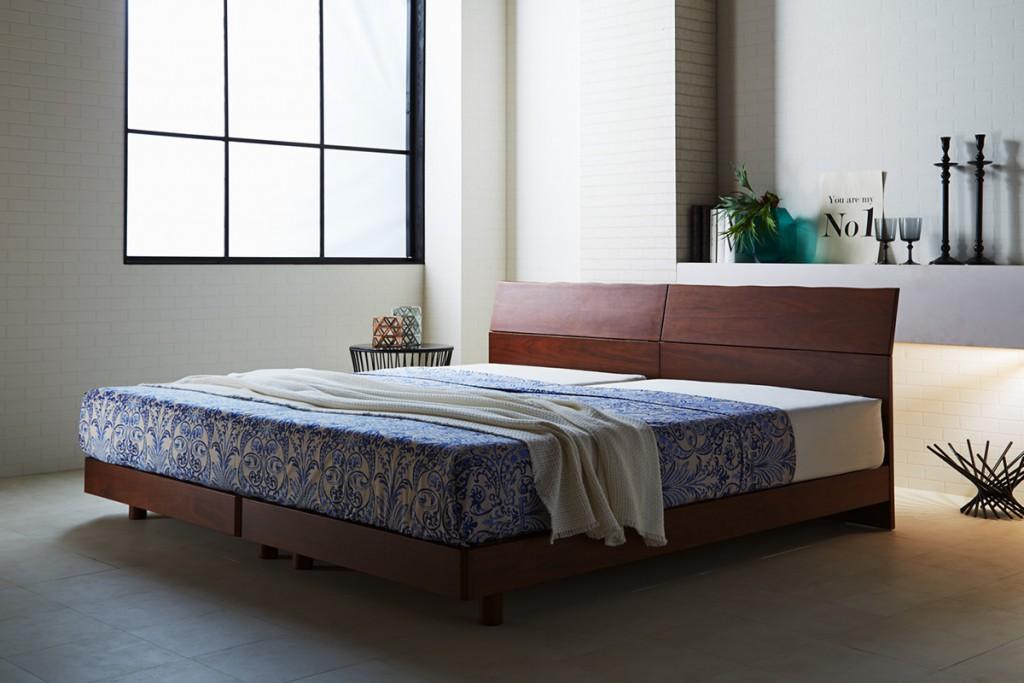 センベラ ルード ベッド