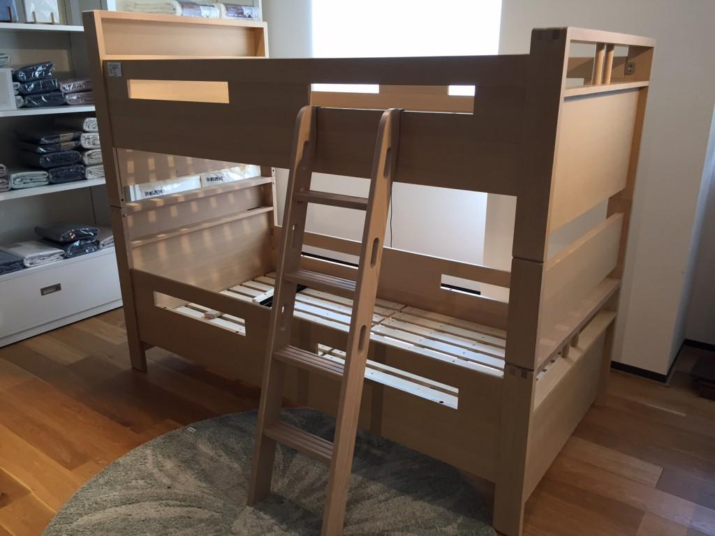 関家具 二段ベッド