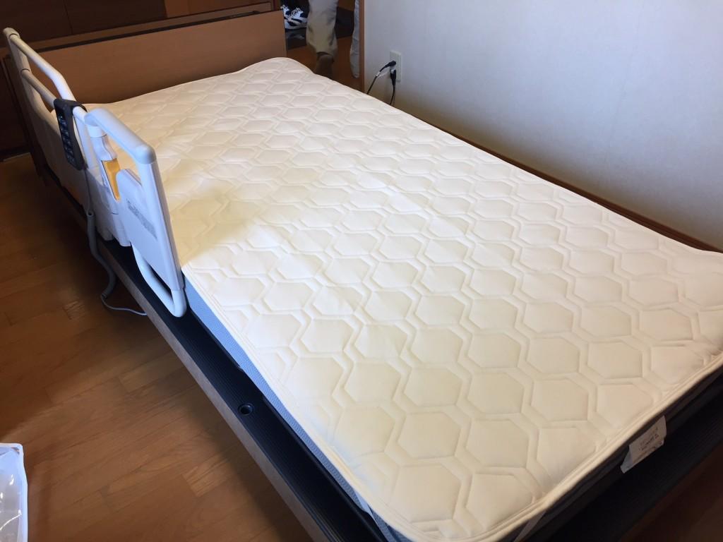 パラマウントベッド インタイム1000 ベッドパッド