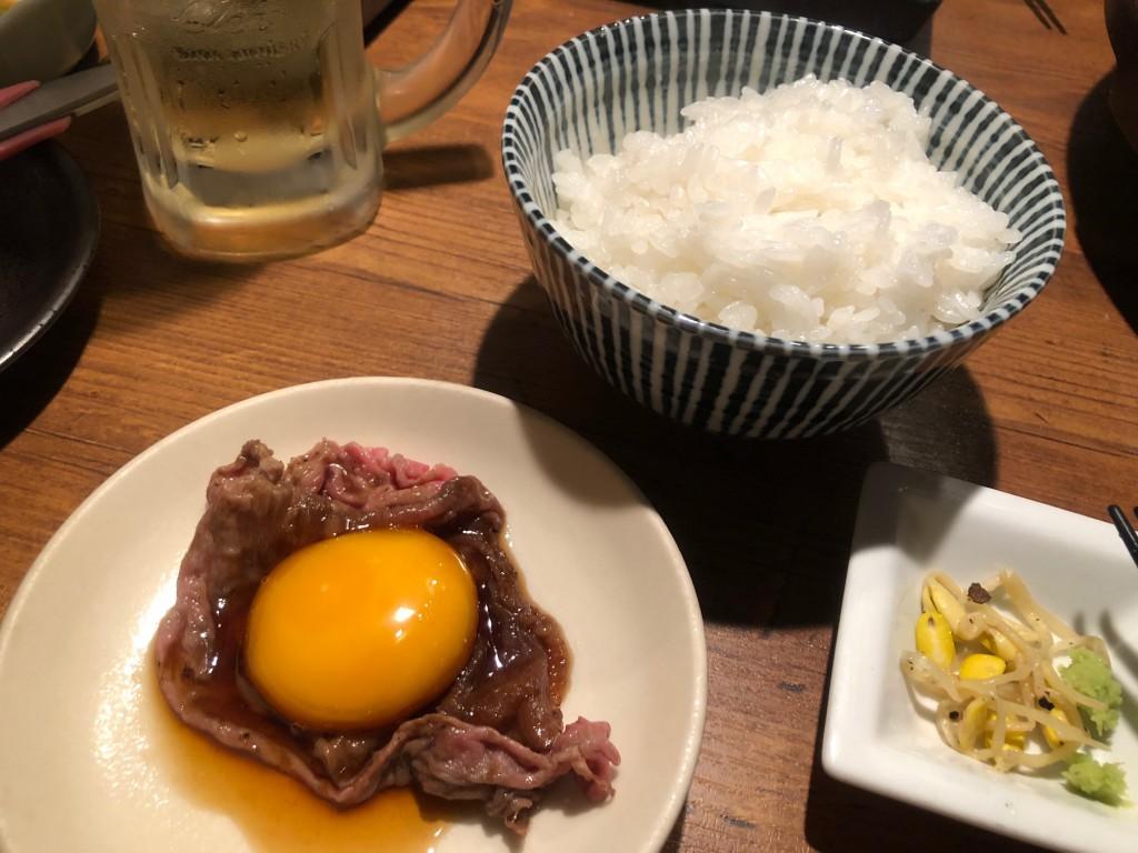 新大阪 焼肉 匠 すき焼き