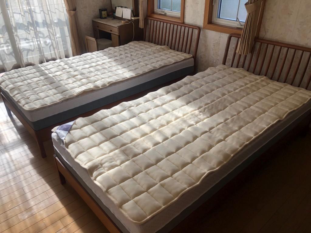 ベッド 腰痛 買い替え 名古屋 日進