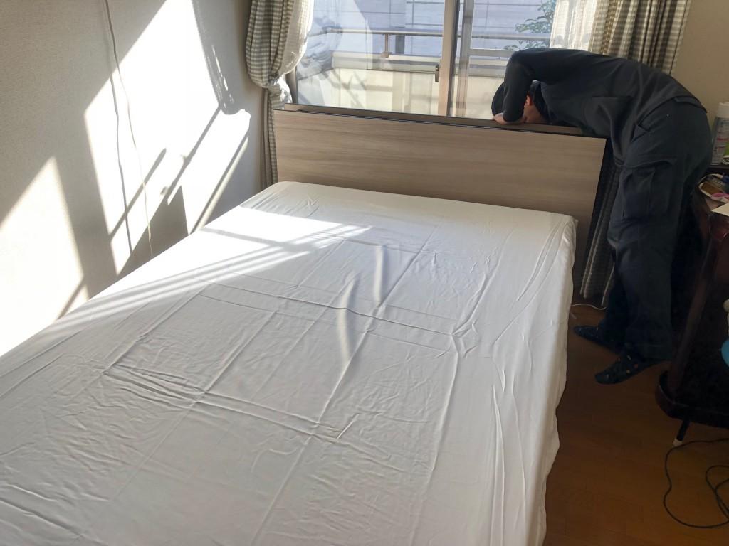 電動ベッド インタイム1000 セミダブル 愛知 名古屋