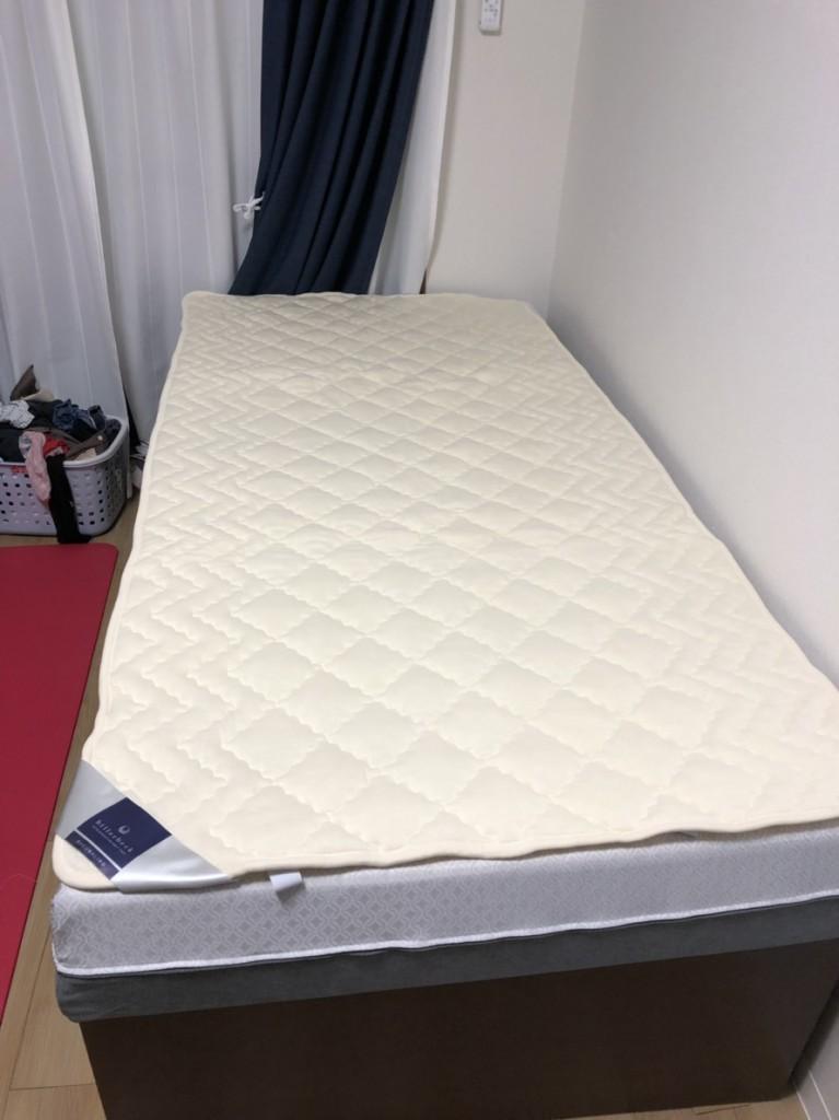 ビラベック羊毛ベッドパッド 名古屋 愛知