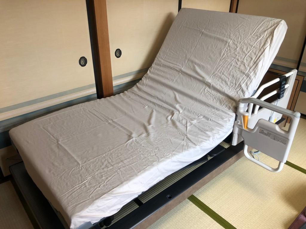 インタイム1000 電動ベッド 名古屋 天白
